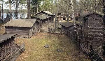 Case finlandia europa settentrionale europa paesi for Case tradizionali