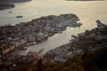 Territori Urbani Norvegia Europa Settentrionale Europa Paesi